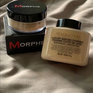 MORPHE && REVOLUTION SETTiNG POWDER